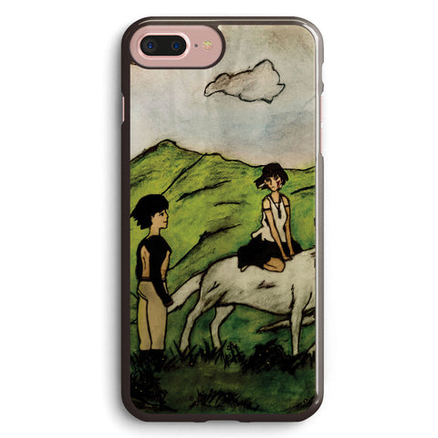 Prince and Princess Apple iPhone 7 Plus Case Cover ISVG742