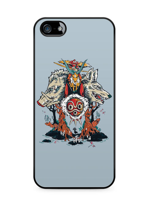 Princess of the Forest Apple iPhone SE / iPhone 5 / iPhone 5s Case Cover  ISVA273