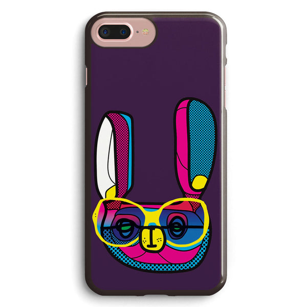 Rabbitears Apple iPhone 7 Plus Case Cover ISVF856