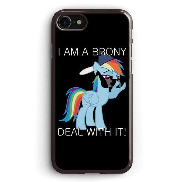 Rainbow Dash Brony Apple iPhone 7 Case Cover ISVB144