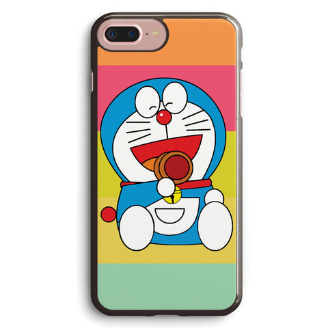Rainbow Doraemon Apple iPhone 7 Plus Case Cover ISVB760
