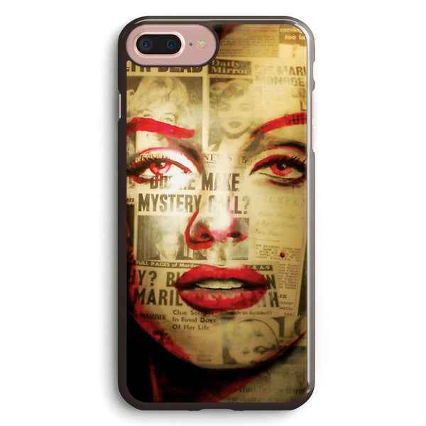 Red Marilyn Apple iPhone 7 Plus Case Cover ISVG755