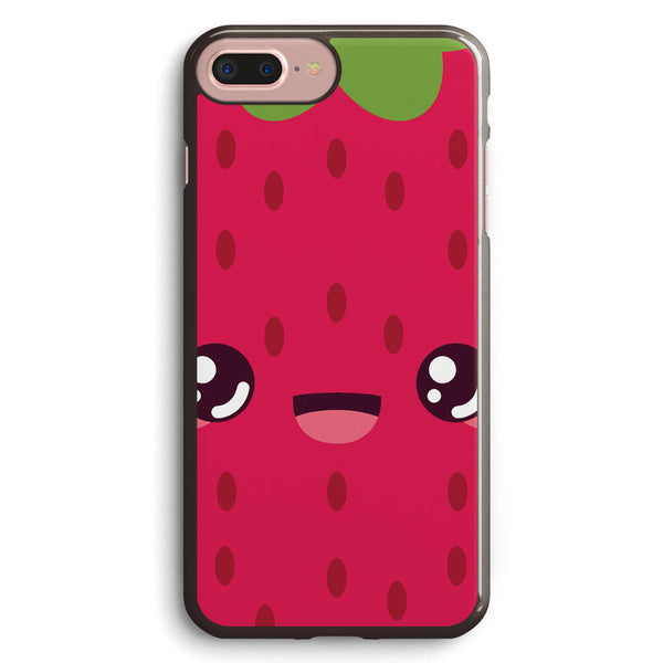 Red Strawberry Apple iPhone 7 Plus Case Cover ISVE178