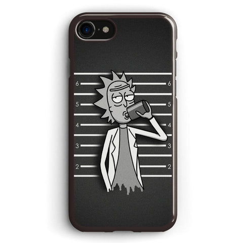 Rick and Morty 3 Apple iPhone 7 Case Cover ISVC382