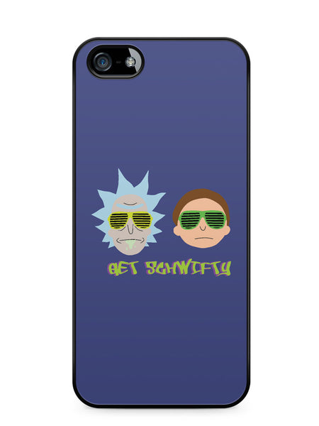 Rick and Morty Get Schwifty Apple iPhone 5c Case Cover ISVA209