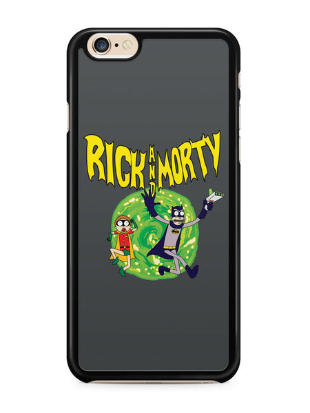 Rick and Morty Batman Apple iPhone 6 / iPhone 6s Case Cover ISVA268