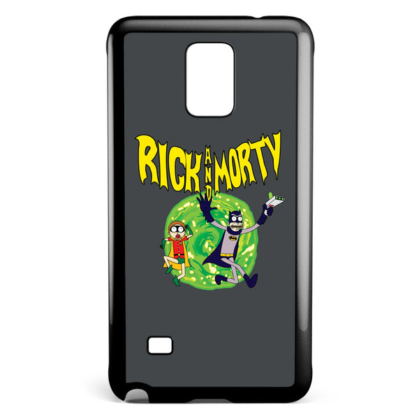 Rick and Morty Batman Samsung Galaxy Note 4 Case Cover ISVA268