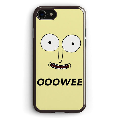 Rick and Morty Mr Poopy Butt Hole Apple iPhone 7 Case Cover ISVB157
