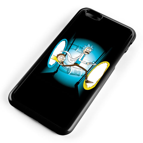 Rick and Morty Portal Apple iPhone 6 Plus / iPhone 6s Plus ISVA269