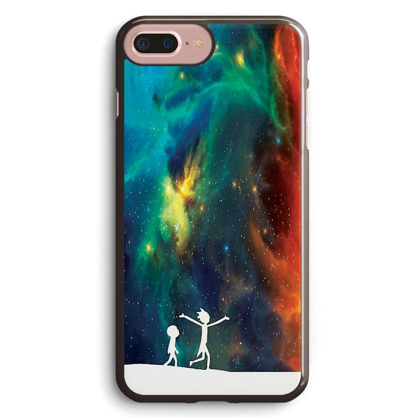 Rick and Morty Star Viewing 3 Apple iPhone 7 Plus Case Cover ISVB158