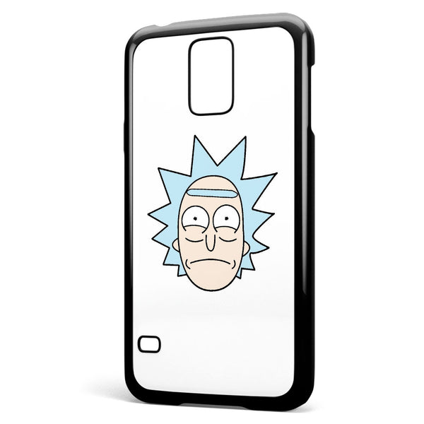 Rick's Face (rick and Morty) Samsung Galaxy S5 Case Cover ISVA207