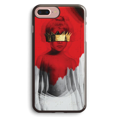 Rihanna Love on the Brain Apple iPhone 7 Plus Case Cover ISVA126