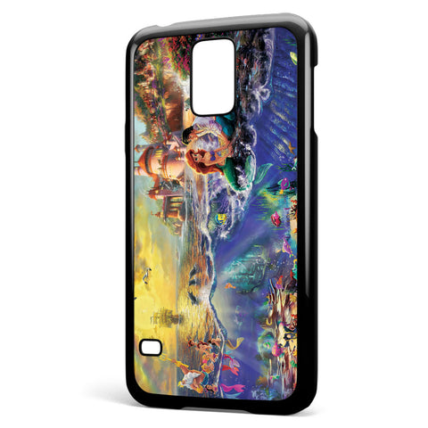 Romantic Ariel and Eric Samsung Galaxy S5 Case Cover ISVA451
