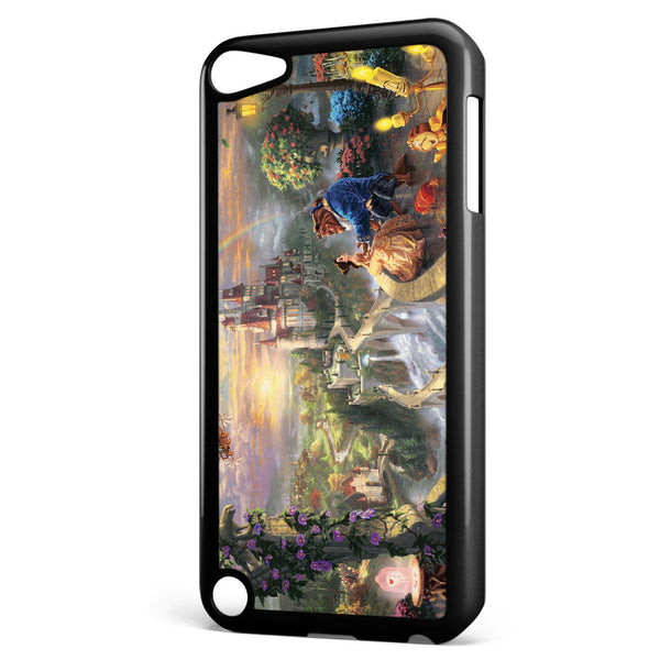 Romantic Beauty and the Beast Apple iPod Touch 5 Case Cover ISVA447