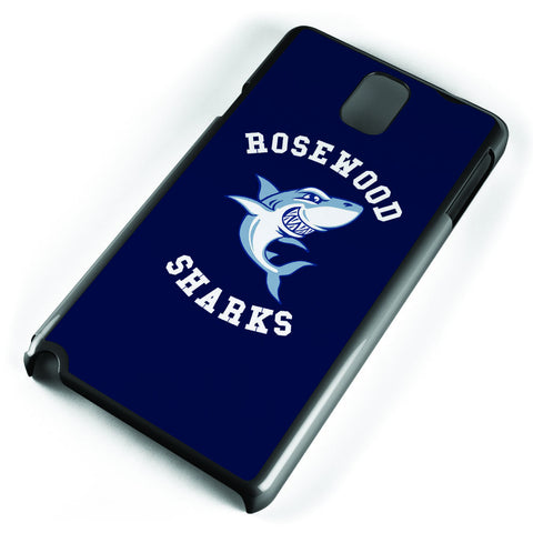 Rosewood Sharks Samsung Galaxy Note 3 Case Cover ISVA112
