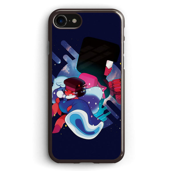 Ruby and Sapphire Made of Love 2 Apple iPhone 7 Case Cover ISVH987