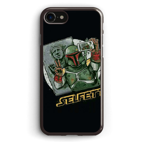 Selfett Apple iPhone 7 Case Cover ISVC418