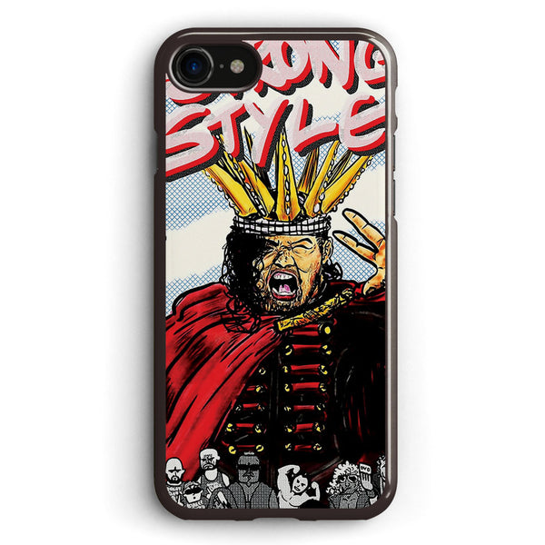 Strong Style Apple iPhone 7 Case Cover ISVF441