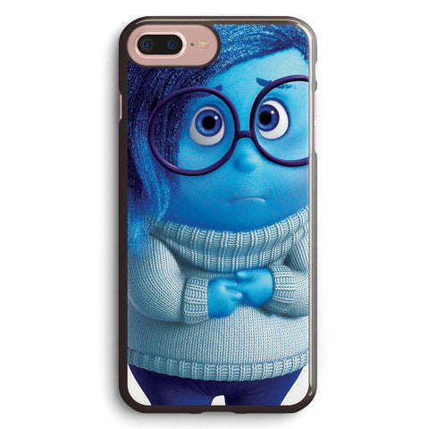 Sadness Inside out Apple iPhone 7 Plus Case Cover ISVC398