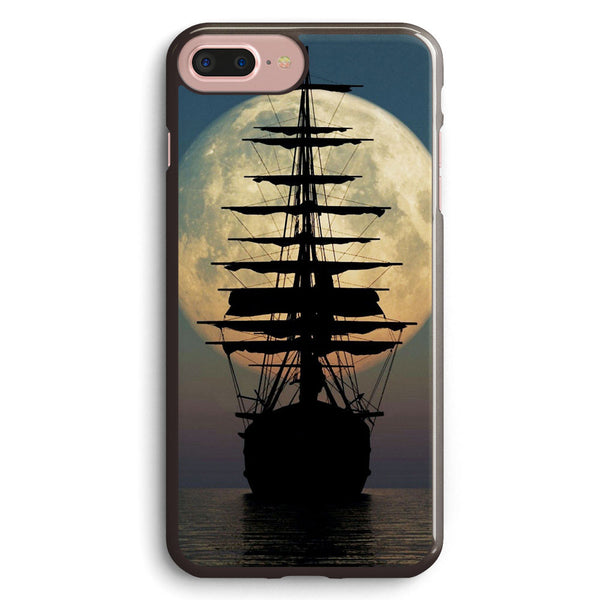 Sailing Under the Moon Apple iPhone 7 Plus Case Cover ISVE192