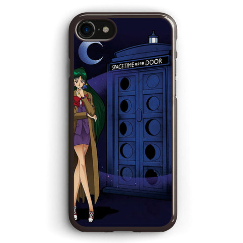 Sailor Time Lord Tardis Apple iPhone 7 Case Cover ISVC402