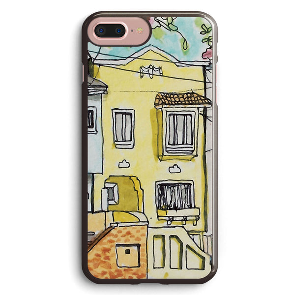 San Francisco Houses Apple iPhone 7 Plus Case Cover ISVE195