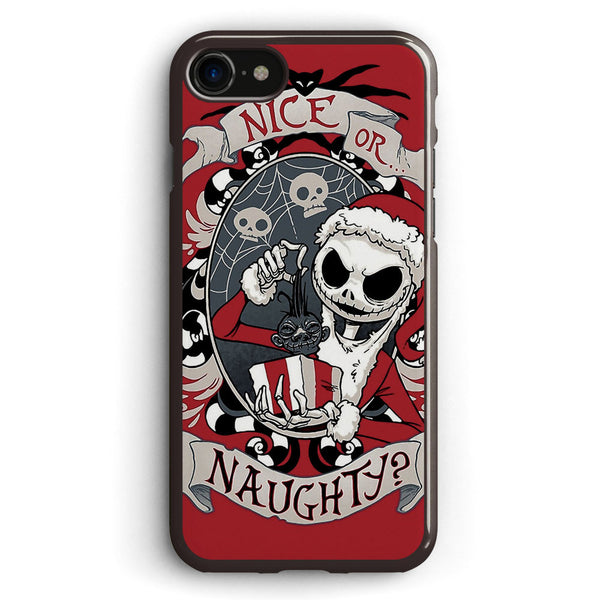 Scary Santa Apple iPhone 7 Case Cover ISVB784