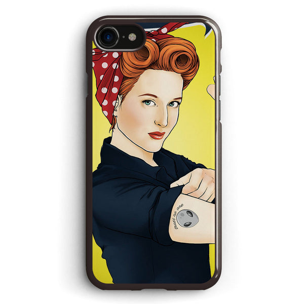 Scully the Riveter Apple iPhone 7 Case Cover ISVD027