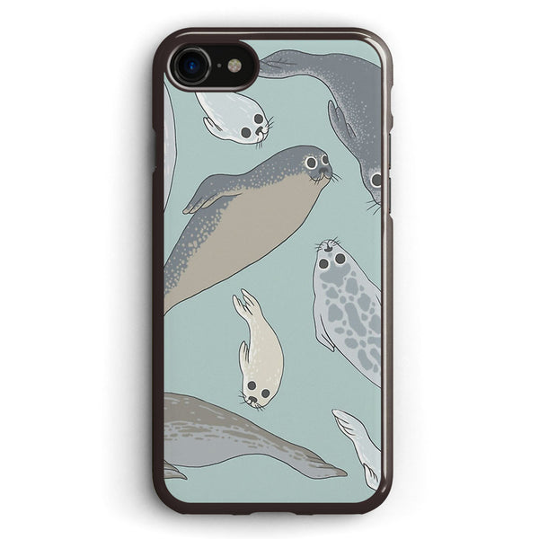 Seals Apple iPhone 7 Case Cover ISVB180