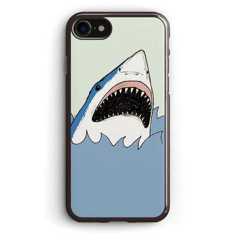 Shark Vector Apple iPhone 7 Case Cover ISVI001