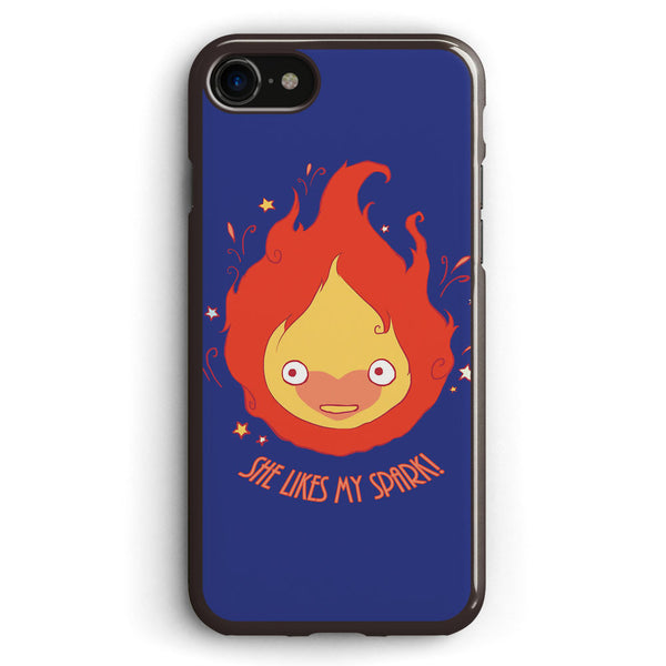 She Likes My Spark! Apple iPhone 7 Case Cover ISVH574