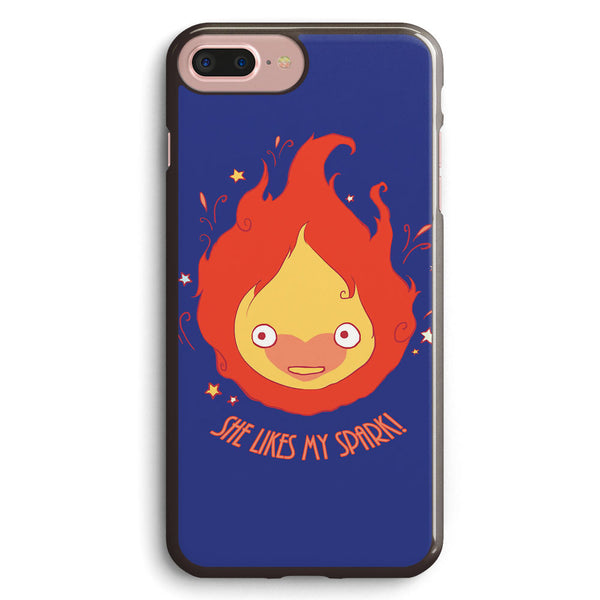 She Likes My Spark! Apple iPhone 7 Plus Case Cover ISVH574
