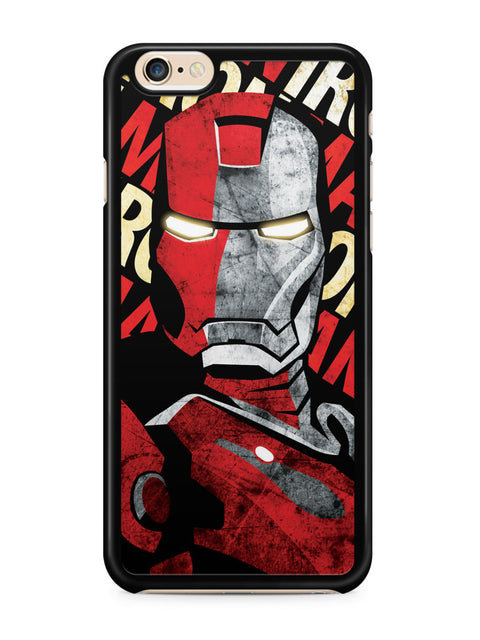 Shepard Fairey Iron Man Apple iPhone 6 / iPhone 6s Case Cover ISVA331