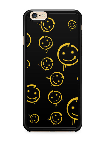 Sherlock Bored Smiley Face Apple iPhone 6 / iPhone 6s Case Cover ISVA119