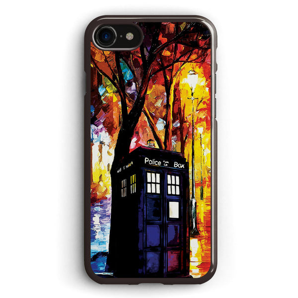 Sherlock Phone Booth Apple iPhone 7 Case Cover ISVH198