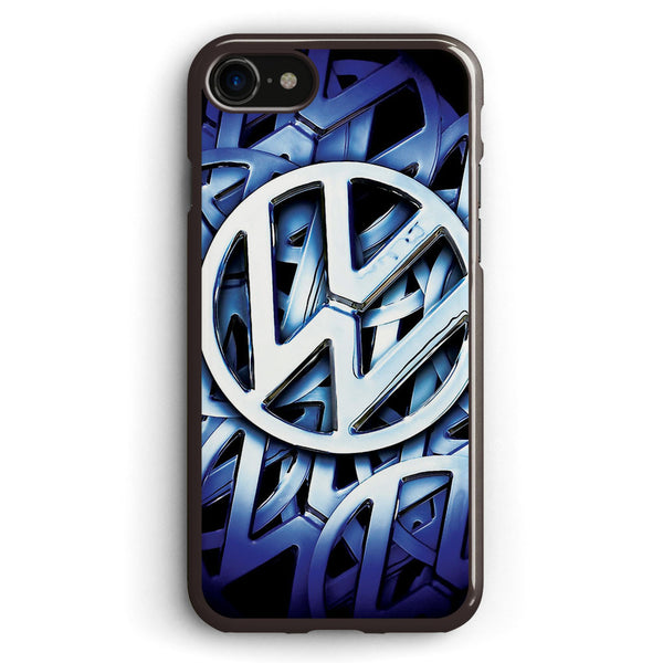 Shiny Volkswagen Badge Apple iPhone 7 Case Cover ISVH203