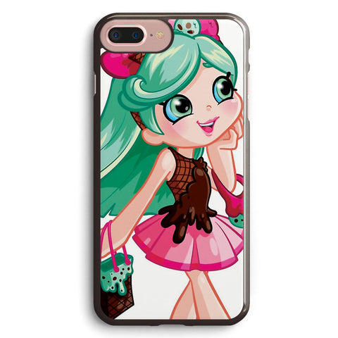 Shopkins Shoppies Peppa Mint Apple iPhone 7 Plus Case Cover ISVG289