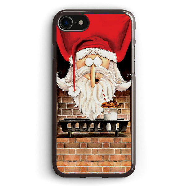 Silly Santa Apple iPhone 7 Case Cover ISVB796