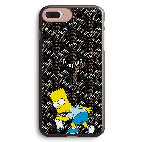 Simpsonxgoyard Apple iPhone 7 Plus Case Cover ISVH582