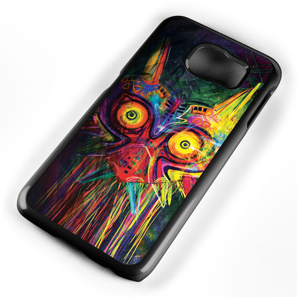 Skull Kid from Majora's Mask Samsung Galaxy S6 Case Cover ISVA148