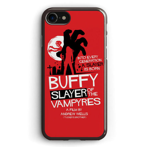 Slayer of the Vampyres Apple iPhone 7 Case Cover ISVG295