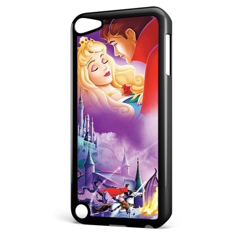 Sleeping Beauty Poster Apple iPod Touch 5 Case Cover ISVA031