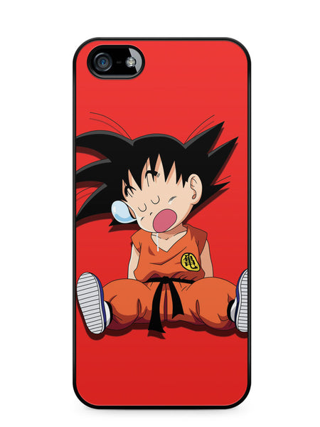 Sleeping Goku Apple iPhone 5c Case Cover ISVA295