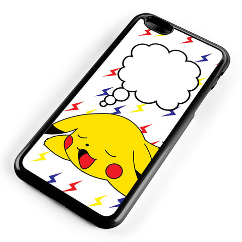 Sleeping Pikachu Apple iPhone 6 Plus / iPhone 6s Plus ISVA088