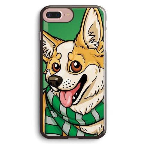 Slythercorgi Apple iPhone 7 Plus Case Cover ISVH587
