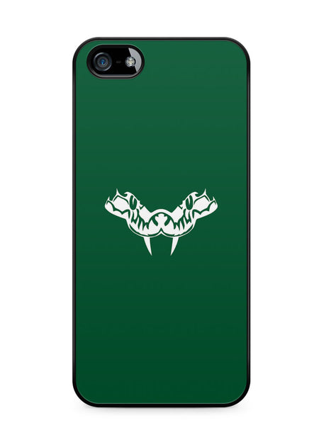 Slytherin Snake Symbol Apple iPhone SE / iPhone 5 / iPhone 5s Case Cover  ISVA279
