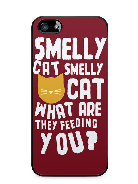 Smelly Cat Smelly Cat Friends Apple iPhone SE / iPhone 5 / iPhone 5s Case Cover  ISVA103