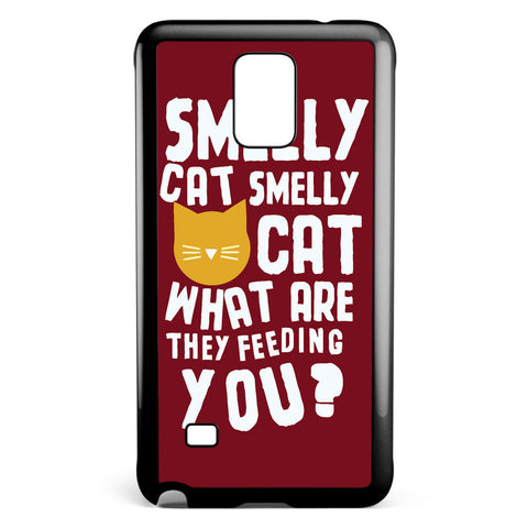 Smelly Cat Smelly Cat Friends Samsung Galaxy Note 4 Case Cover ISVA103