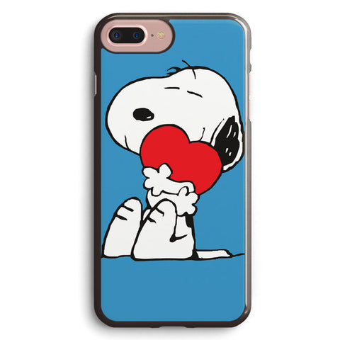 Snoopy in Love Apple iPhone 7 Plus Case Cover ISVC442