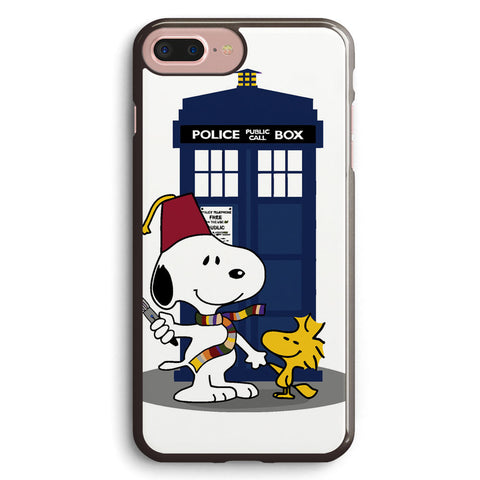Snoopy Who Apple iPhone 7 Plus Case Cover ISVC443